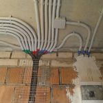 Монтаж електропроводки